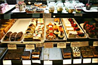 Pastries in Chicago.