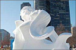Snow Days in Chicago.