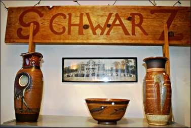 Dean Schwarz gallery near Decorah.