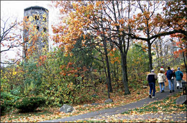 Enger Tower in Duluth.