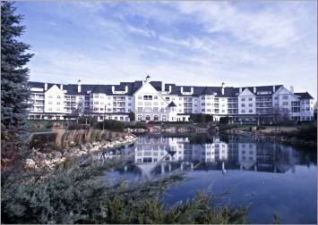 The Osthoff Resort in Elkhart Lake, Wis.
