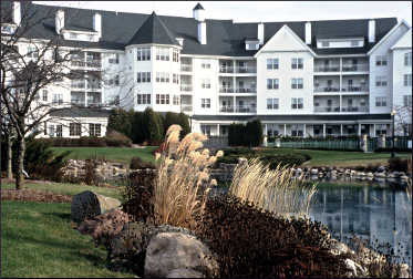 The Osthoff Resort in Elkhart Lake.