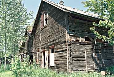 The Seitaniemi Housebarn in Embarrass.
