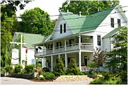 The White Gull Inn in Fish Creek.