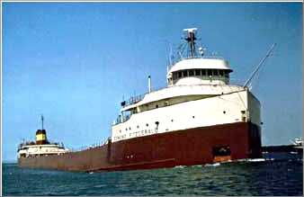 The Edmund Fitzgerald.
