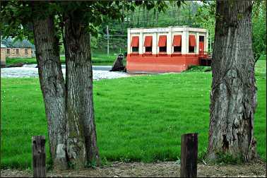 Kickapoo River Museum in Gays Mills.