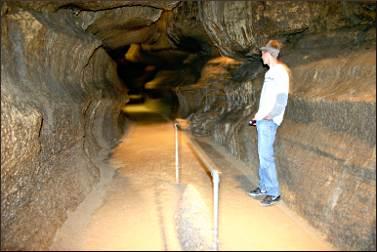 Niagara Cave near Harmony.