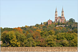 Holy Hill near Hartford.