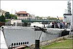 The Cobia submarine in Manitowoc.