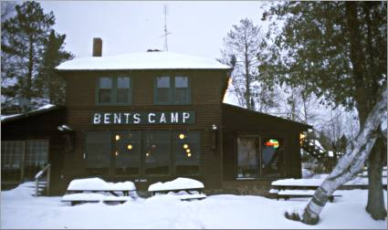Bent's Camp is in Land O' Lakes, Wis.
