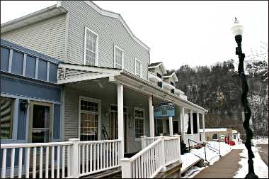 Cottage House Inn in Lanesboro.