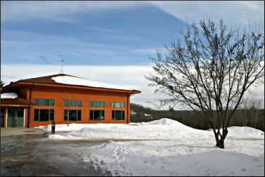 Eagle Bluff learning center near Lanesboro.