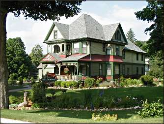 Habberstad House in Lanesboro.