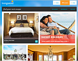 LivingSocial Escapes.