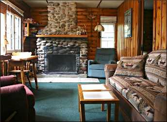 Kah-Nee-Tah Lakeview cabin.