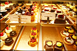 Pastries at Pardon My French.