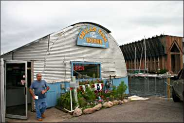 Thill's Fish House in Marquette.