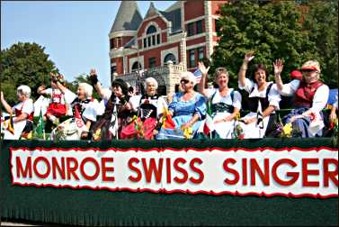 Swiss Singers of Monroe.