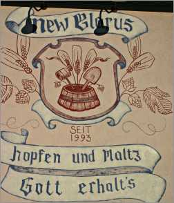 motto on new glarus brewery