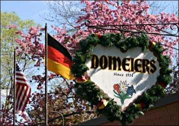 Domeiers German Store in New Ulm.