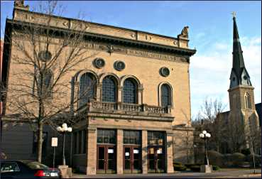 The Sheldon Theatre in Red Wing.