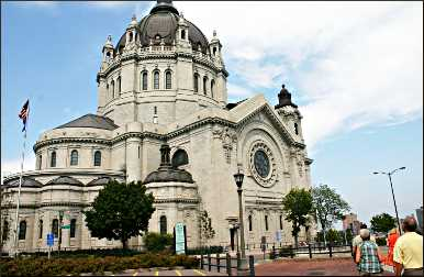 Cathedral of St. Paul.