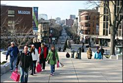 Madison's State Street.