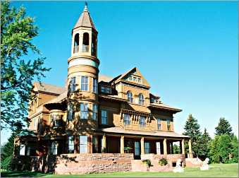 Fairlawn mansion in Superior.