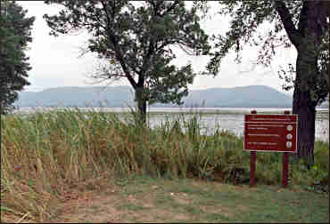 Trempealeau Wildlife Refuge.