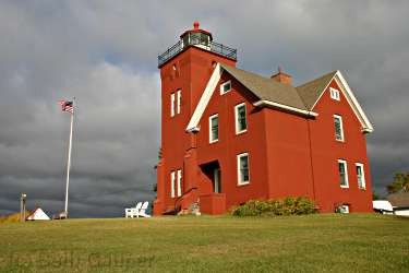 Lighthouse B&B in Two Harbors