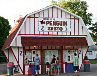 The Penguin Zesto is popular in Winona.