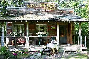 Wissahickon Cottage in St. Croix Falls.